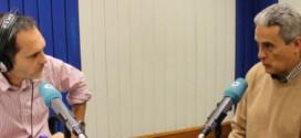 El presidente de ASFASPRO es entrevistado en La Garita
